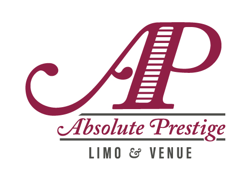 AP Icon Design, below written Absolute Prestige Limo & Venue